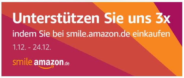 Amazon Smile 2017 Dez